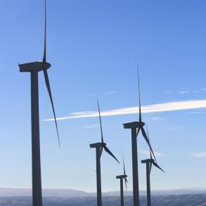 Mt Stuart Wind Farm 1